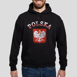 polska flag Hoodie (dark)