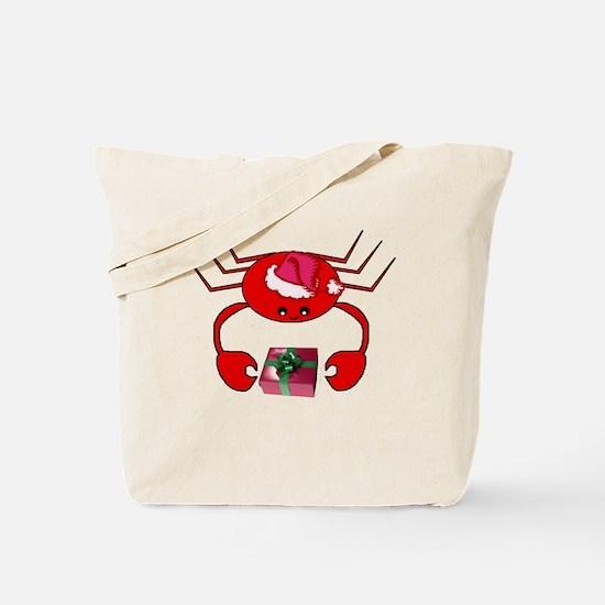 Crab w/gift Tote Bag