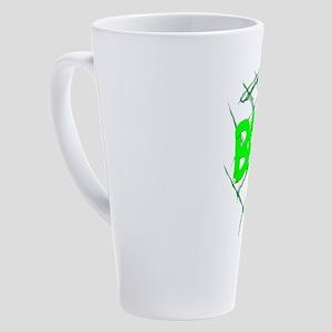 BANK 17 oz Latte Mug