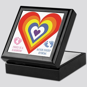 Rainbow Baby Keepsake Box
