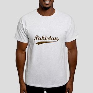 Vintage Pakistan Retro Light T-Shirt