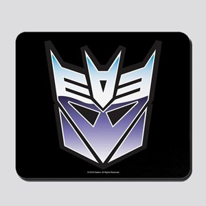 Transformers Decepticon Symbol Mousepad