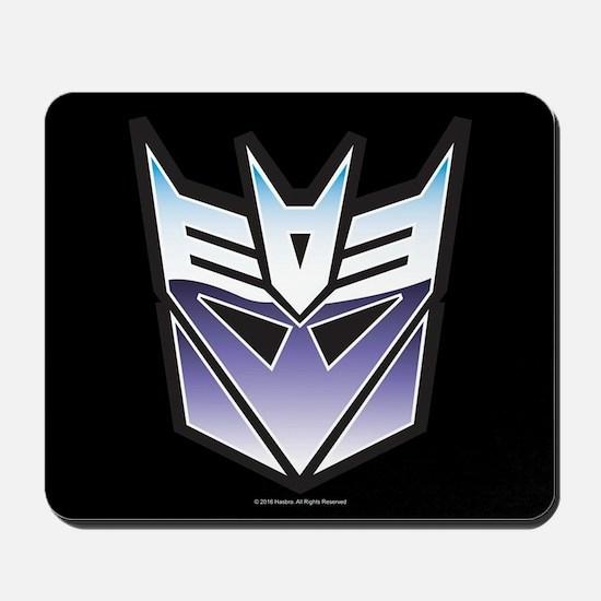 Transformers Decepticon Symbol Mousepad