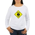 Bison Crossing Women's Long Sleeve T-Shirt