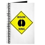 Bison Crossing Journal