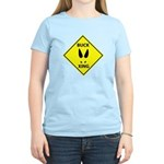 Buck Crossing Women's Light T-Shirt