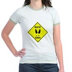 Buck Crossing Jr. Ringer T-Shirt