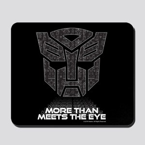 Transformers More Than Meets The Eye Mousepad