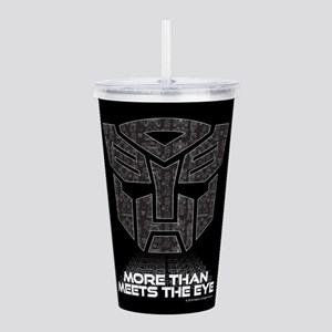 Transformers More Than Acrylic Double-wall Tumbler