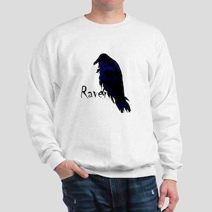 Raven on Raven Sweatshirt