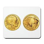 Wy-Gold Indian/Buffalo Mousepad