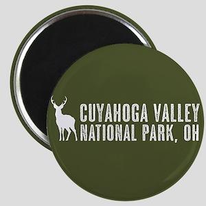 Deer: Cuyahoga Valley, Ohio Magnet