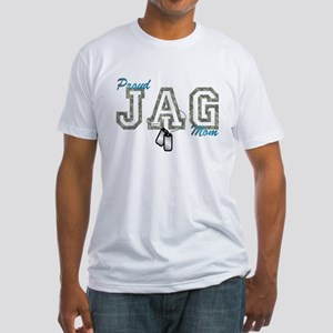 jag mom Fitted T-Shirt