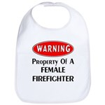 Female Firefighter Property Bib