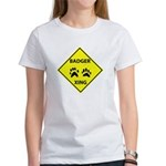 Badger Crossing Women's T-Shirt