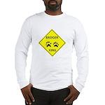 Badger Crossing Long Sleeve T-Shirt