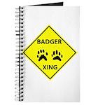 Badger Crossing Journal
