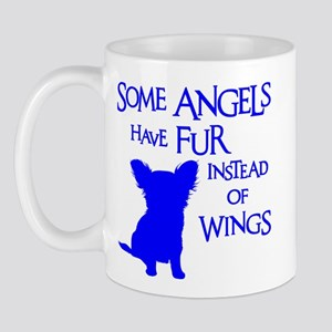 ANGEL DOG Mug