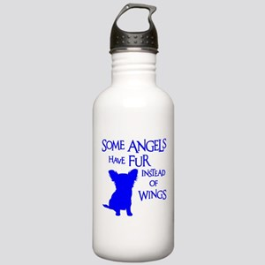 ANGEL DOG Stainless Water Bottle 1.0L