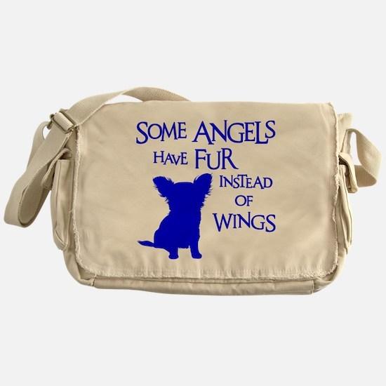 ANGEL DOG Messenger Bag