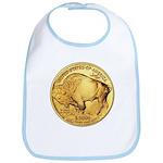 Gold Buffalo Bib