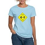 Dog Crossing Women's Light T-Shirt
