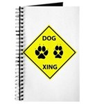 Dog Crossing Journal