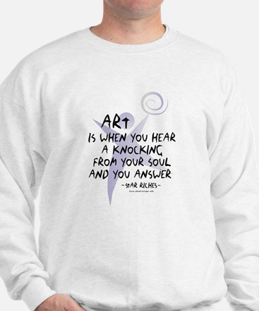 Art and Soul Sweatshirt