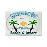 Guantanamo bay Rectangle Magnet