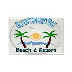 Guantanamo bay Rectangle Magnet (10 pack)