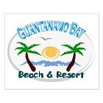 Guantanamo bay Small Poster