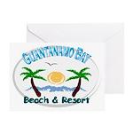 Guantanamo bay Greeting Card