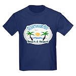 Guantanamo bay Kids Dark T-Shirt