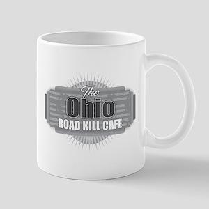 Ohio Road Kill Cafe Mugs