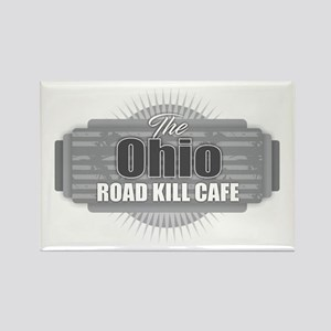 Ohio Road Kill Cafe Magnets