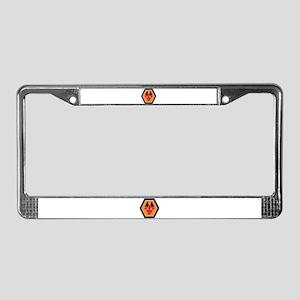 WOLVES License Plate Frame
