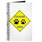 Cougar Mountain Lion Crossing Journal