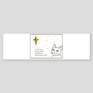 Home for Christmas Bumper Sticker