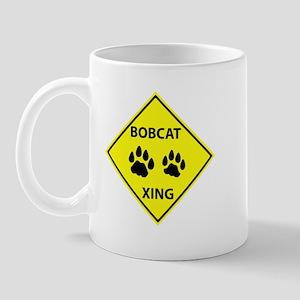 Bobcat Crossing Mug