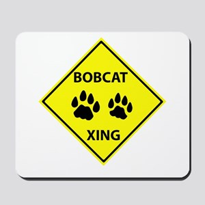 Bobcat Crossing Mousepad