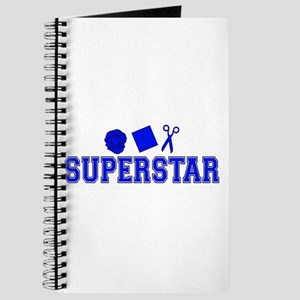 Rock Paper Scissors Superstar Journal