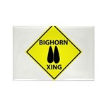 Bighorn Crossing Rectangle Magnet (10 pack)