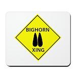 Bighorn Crossing Mousepad