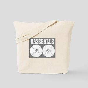 bassballs Tote Bag