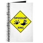 Opossum Crossing Journal
