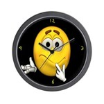 I'm confused Wall Clock