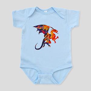 Fire Dragon Body Suit
