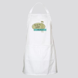 Everybody Loves a Physiotherapist BBQ Apron