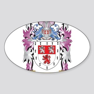Willis Coat of Arms - Family Crest Sticker