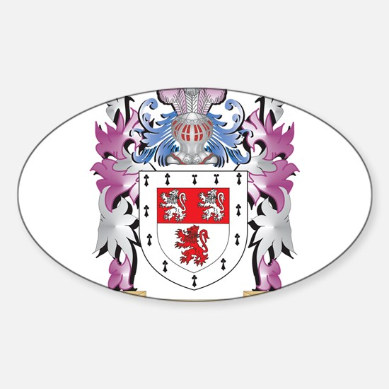 Willis Coat of Arms - Family Crest Decal